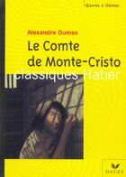 Couverture du livre « Le Comte De Monte Cristo - Oeuvres & Themes » de Laporte-P aux éditions Hatier