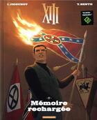 Couverture du livre « XIII T.27 ; mémoire rechargée » de Iouri Jigounov et Yves Sente aux éditions Dargaud