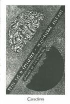 Couverture du livre « Petit tas d'épitaphes » de Jean-Pierre Bigeault aux éditions Caracteres