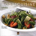 Couverture du livre « Salades » de Louise Rivard aux éditions Modus Vivendi