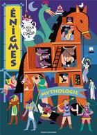 Couverture du livre « Enigmes a tous les etages 6 - mythologie » de Martin/Ceulemans/Das aux éditions Bayard Jeunesse