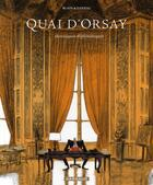Couverture du livre « Quai d'Orsay t.1 ; chroniques diplomatiques » de Christophe Blain et Abel Lanzac aux éditions Dargaud