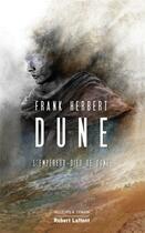 Couverture du livre « Le cycle de Dune t.4 ; l'empereur dieu de Dune » de Frank Herbert aux éditions Robert Laffont