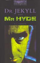 Couverture du livre « Dr Jekyll And Mr Hyde Niveau: 4 » de Robert Louis Stevenson aux éditions Oxford University Press