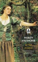 Couverture du livre « Le mur invisible » de Marlen Haushofer aux éditions Actes Sud