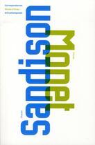 Couverture du livre « Charles Sandison ; Claude Monet » de Collectif aux éditions Argol