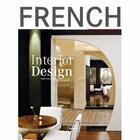 Couverture du livre « French interior design » de Chris Van Ufflen aux éditions Braun