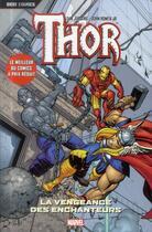 Couverture du livre « Thor T.4 ; la vengeance des enchanteurs » de Mike Mckone et Lee Weeks et Dan Jurgens et John Jr . Romita aux éditions Panini