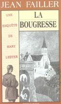 Couverture du livre « La bougresse » de Jean Failler aux éditions Palemon