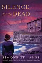 Couverture du livre « Silence for the dead » de Simone St. James aux éditions