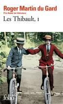 Couverture du livre « Les Thibault t.1 » de Roger Martin Du Gard aux éditions Gallimard