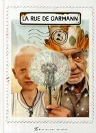 Couverture du livre « La rue de Garmann » de Hole-S aux éditions Albin Michel
