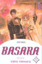 Couverture du livre « Basara t.27 » de Yumi Tamura aux éditions Kana
