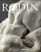 Couverture du livre « Rodin » de Veronique Mattiussi et Raphael Masson aux éditions Flammarion