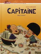 Couverture du livre « Capitaine ; mon trésor » de Henri Meunier aux éditions Milan