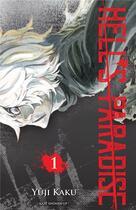 Couverture du livre « Hell's paradise T.1 » de Kaku Yuji aux éditions Kaze