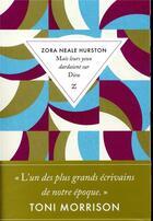 Couverture du livre « Mais leurs yeux dardaient sur Dieu » de Zora Neale Hurston aux éditions Zulma