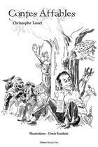 Couverture du livre « **Contes Affables » de Christophe Tastet aux éditions Mines De Rien