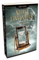 Couverture du livre « Le secret de l'inventeur T.3 ; le pari du traître » de Andrea Cremer aux éditions Lumen