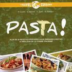 Couverture du livre « Ce soir, c'est pasta » de Collectif aux éditions De Vecchi