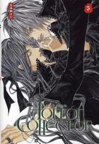 Couverture du livre « Horror collector t.3 » de So-Young Lee aux éditions Samji