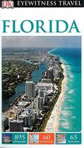 Couverture du livre « Eyewitness ; Florida » de Collectif aux éditions Dorling Kindersley