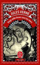 Couverture du livre « Vingt mille lieues sous les mers » de Jules Verne aux éditions Lgf