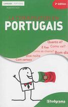 Couverture du livre « La conversation en portugais (2e édition) » de Roberta Tack aux éditions Studyrama