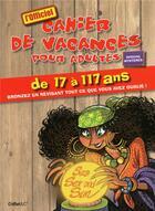 Couverture du livre « Cahier de vacances pour adultes ; spécial mystères » de Collectif aux éditions Chiflet