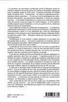 Couverture du livre « L'Architecture Domestique A Marseille Au Xix Siecle » de Florence Marciano aux éditions La Thune