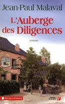 Couverture du livre « L'auberge des diligences » de Jean-Paul Malaval aux éditions Presses De La Cite