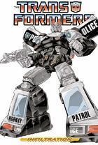 Couverture du livre « Transformers 2 - la revanche ; infiltration » de Collectif aux éditions Panini