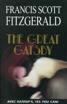 Couverture du livre « The great Gatsby » de Francis Scott Fitzgerald aux éditions Larousse