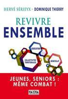 Couverture du livre « Générations placards, générations espoir ? » de Dominique Thierry et Herve Serieyx aux éditions Maxima Laurent Du Mesnil