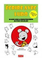 Couverture du livre « Nouveau Fichier De Base Ecrire Avec Ludo Allege » de M Rius aux éditions Pemf