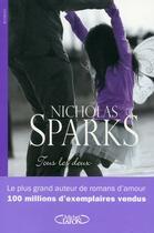 Couverture du livre « Tous les deux » de Nicholas Sparks aux éditions Michel Lafon