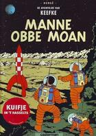 Couverture du livre « De avontiejre van Keefke t.17 ; manne obbe moan » de Herge aux éditions Casterman