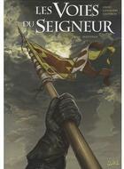Couverture du livre « Les voies du seigneur t.1 ; 1066 - Hastings » de Jaime Calderon et Gregory Lassabliere et Fabrice David aux éditions Soleil
