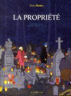 Couverture du livre « La propriété » de Rutu Modan aux éditions Actes Sud