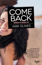 Couverture du livre « Come back » de Abbi Glines aux éditions Emoi
