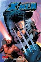 Couverture du livre « X-men ; la fin t.1 ; rêveurs et démons » de Claremont-C+Chen-S aux éditions Panini