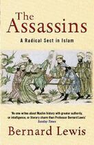 Couverture du livre « The Assassins » de Bernard Lewis aux éditions Orion Digital