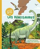 Couverture du livre « Les dinosaures » de Emmanuel Tredez aux éditions Pere Castor