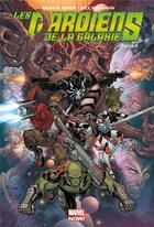 Couverture du livre « Les Gardiens de la Galaxie T.3 ; la fin des Gardiens » de Collectif et Andy Lanning et Brian Michael Bendis aux éditions Panini