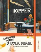Couverture du livre « La chanson perdue de Lola Pearl » de Ronan Badel et Davide Cali aux éditions Elan Vert