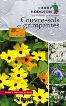 Couverture du livre « Couvre-sols et grimpantes » de Larry Hodgson aux éditions Broquet