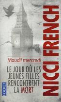 Couverture du livre « Maudit mercredi » de Nicci French aux éditions Pocket