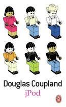 Couverture du livre « JPod » de Douglas Coupland aux éditions J'ai Lu