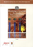 Couverture du livre « Sciences des aliments t.1 ; microbiologie et toxicologie des aliments ; hygiène et sécurité alimentaire » de Douin aux éditions Doin