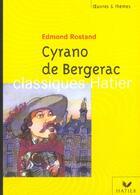 Couverture du livre « Cyrano de Bergerac (édition 2003) » de Edmond Rostand et Sophie Valle et Georges Decote et Helene Potelet aux éditions Hatier